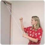 DOOR PULLEY EXERCISE SET