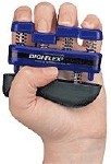 DIGI-FLEX HAND & FINGER EXERCISE SYS. 7.0 LBS BLUE