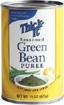 SEASONED GREEN BEANS THICK-IT PUREE, 15OZ
