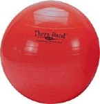 THERA-BAND 55CM/RED EXERCISE BALL, EACH