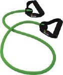 RESISTANCE TUBE RETAIL PK, EXTRA HVY, GREEN, LATEX